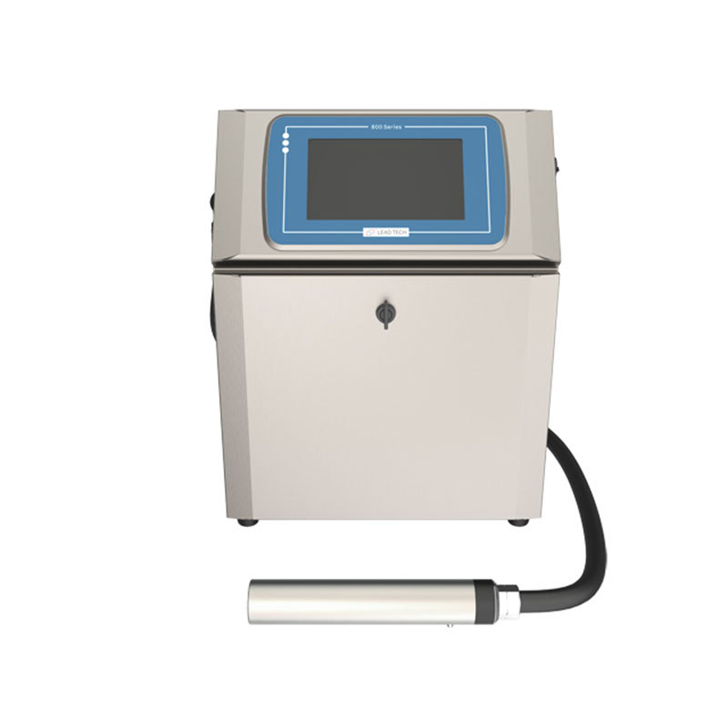 Impresora de inyección de tinta continua a granel LT800 (DEMO) con pantalla de alta tecnología iTouch