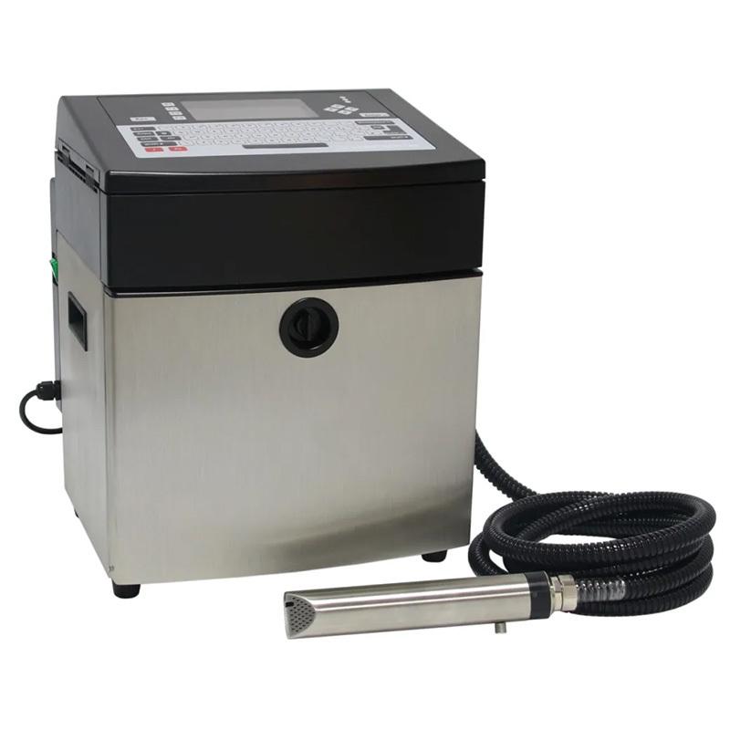 Máquina de codificación de la máquina de la máquina de la máquina de marcado láser TEC TECH LT760 CIJ CIJ Máquina de impresión de impresora INKJET