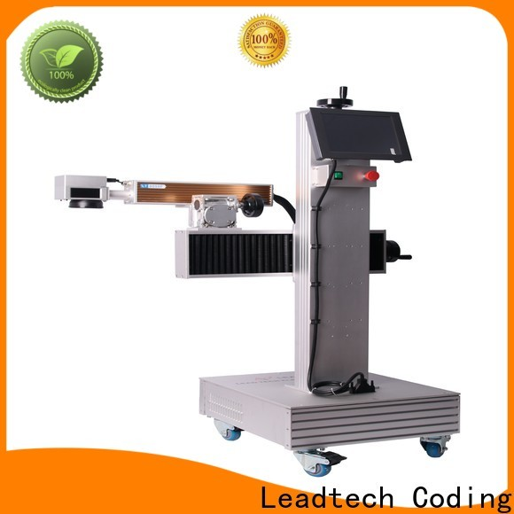 Leadtech Coding hot-sale date printing machine price Supply for auto parts printing