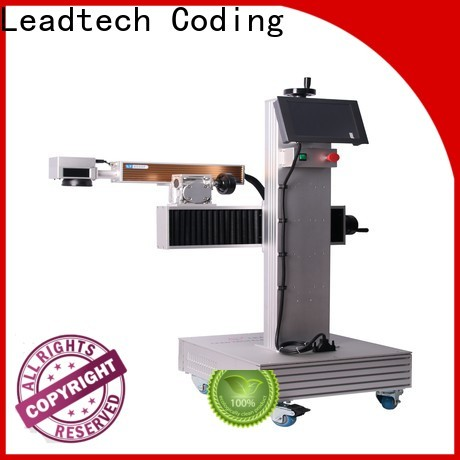 Leadtech Coding manual date printing machine professtional for pipe printing