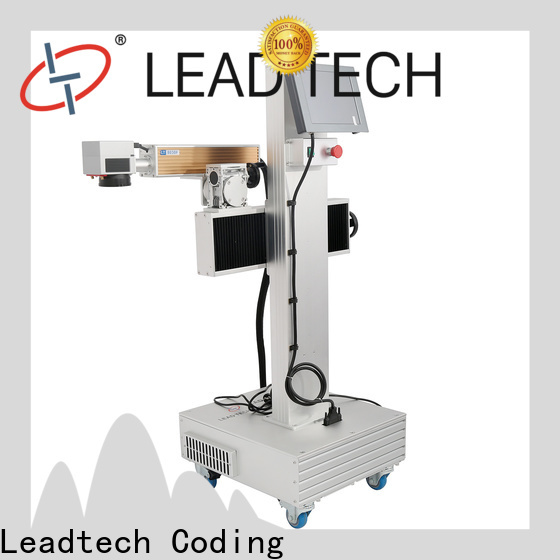 Leadtech Coding label batch coding machine professtional for drugs industry printing