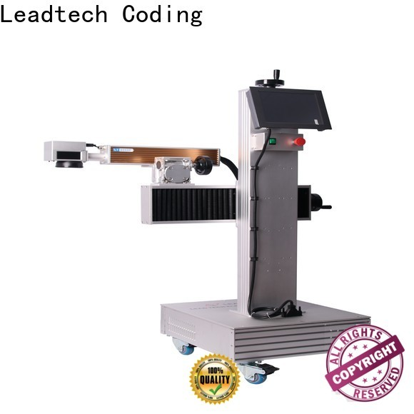 Leadtech Coding manual ribbon coding machine Supply for tobacco industry printing