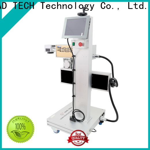 Leadtech Coding Latest batch coding machine for water bottles Suppliers for building materials printing