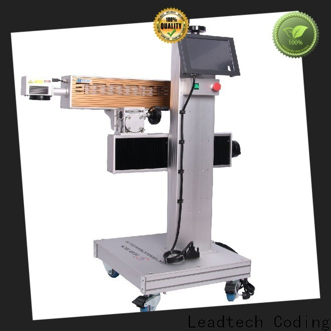 Leadtech Coding date coding machine manufacturers for drugs industry printing