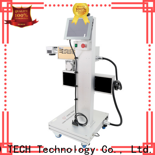 high-quality ribbon batch coding machine for business for tobacco industry printing