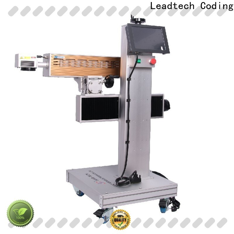 Leadtech Coding Best date coder printer factory for daily chemical industry printing