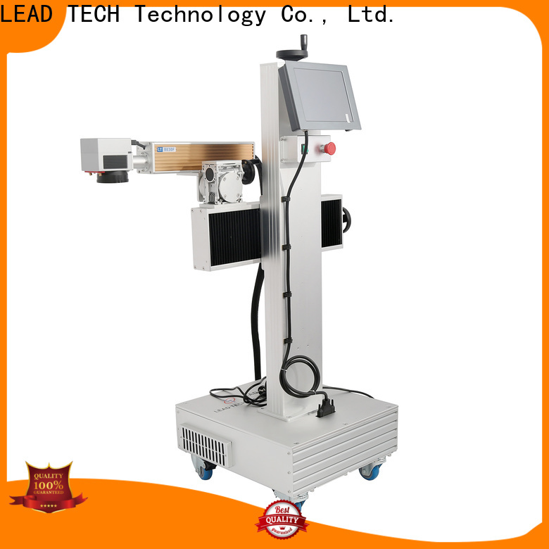 Leadtech Coding Top inkjet batch coding machine price Suppliers for daily chemical industry printing