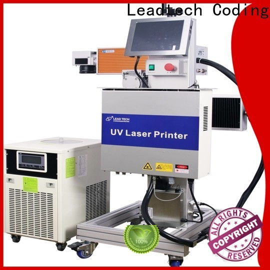 Leadtech Coding innovative domino batch coding machine price professtional for household paper printing