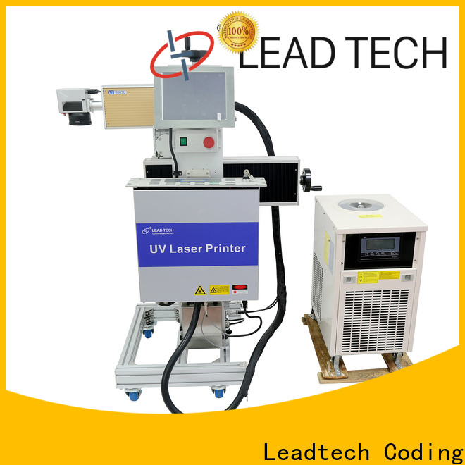 Leadtech Coding meenjet inkjet printer factory for tobacco industry printing