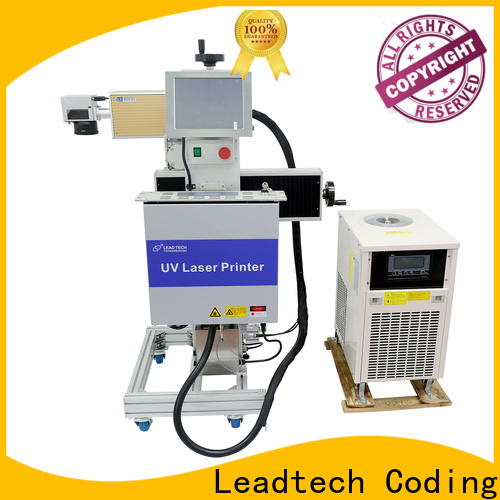 Leadtech Coding date and batch code stamp Supply for beverage industry printing