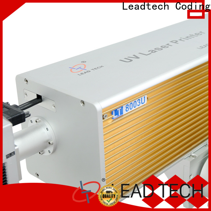 Leadtech Coding automatic batch coding machine Supply for tobacco industry printing