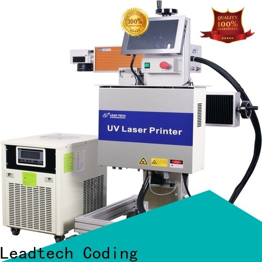 Leadtech Coding dust-proof domino date coder Suppliers for tobacco industry printing