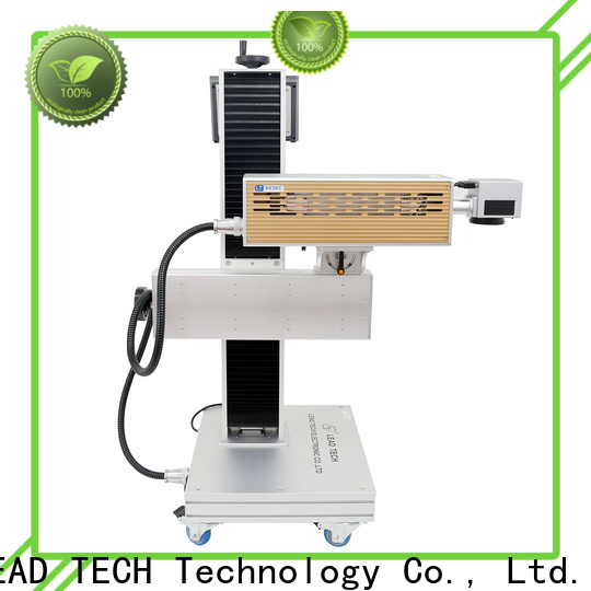 Leadtech Coding bottle date printing machine factory for auto parts printing