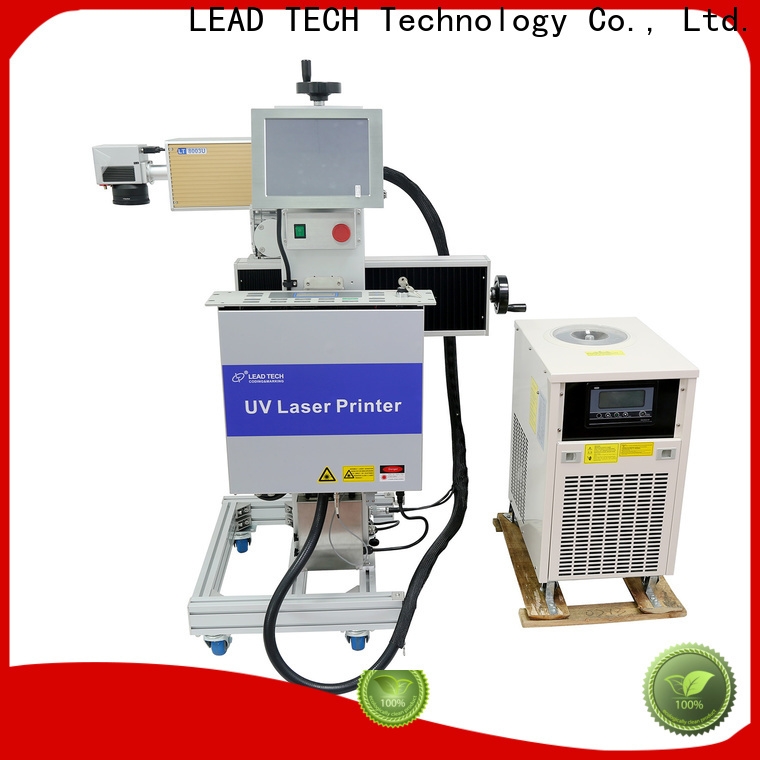 Leadtech Coding videojet date coder company for pipe printing