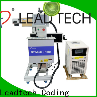 Leadtech Coding semi automatic batch coding machine for business for tobacco industry printing