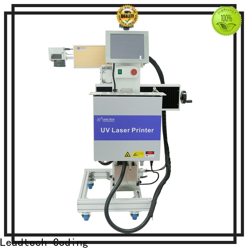 Leadtech Coding High-quality expiry date printing machine professtional for auto parts printing