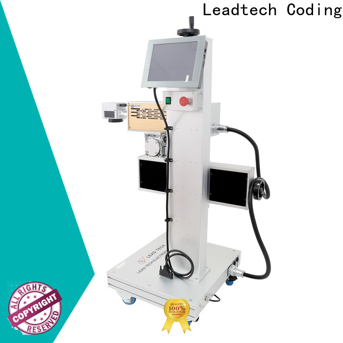 Leadtech Coding bulk date batch printing machine professtional for daily chemical industry printing