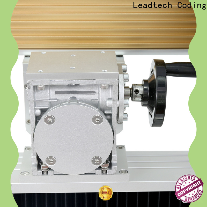 Leadtech Coding Best multipurpose batch coding and printing machine for business for building materials printing