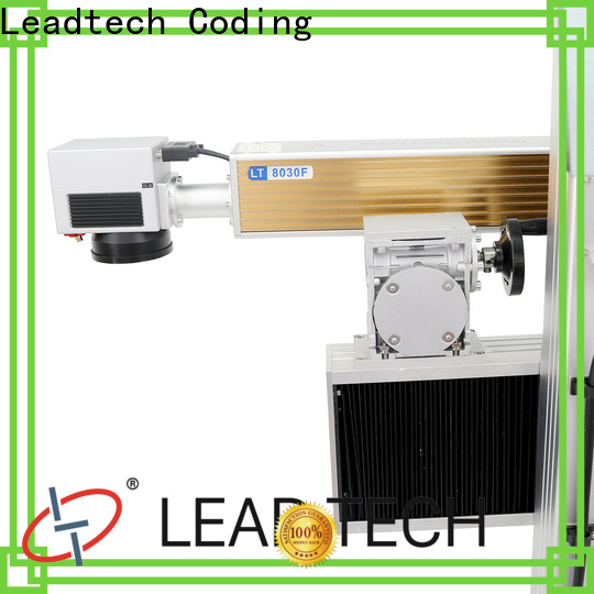 Leadtech Coding date code printing machine custom for food industry printing