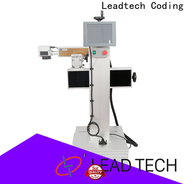 Leadtech Coding batch coding machine for pouch Supply for drugs industry printing