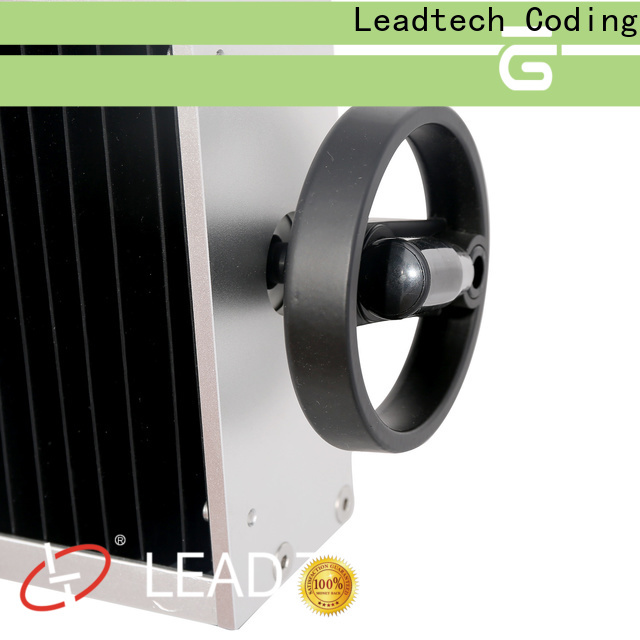 Leadtech Coding batch coding machine for pouch price professtional for auto parts printing