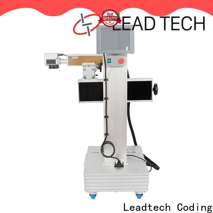 Leadtech Coding online batch coding machine factory for food industry printing