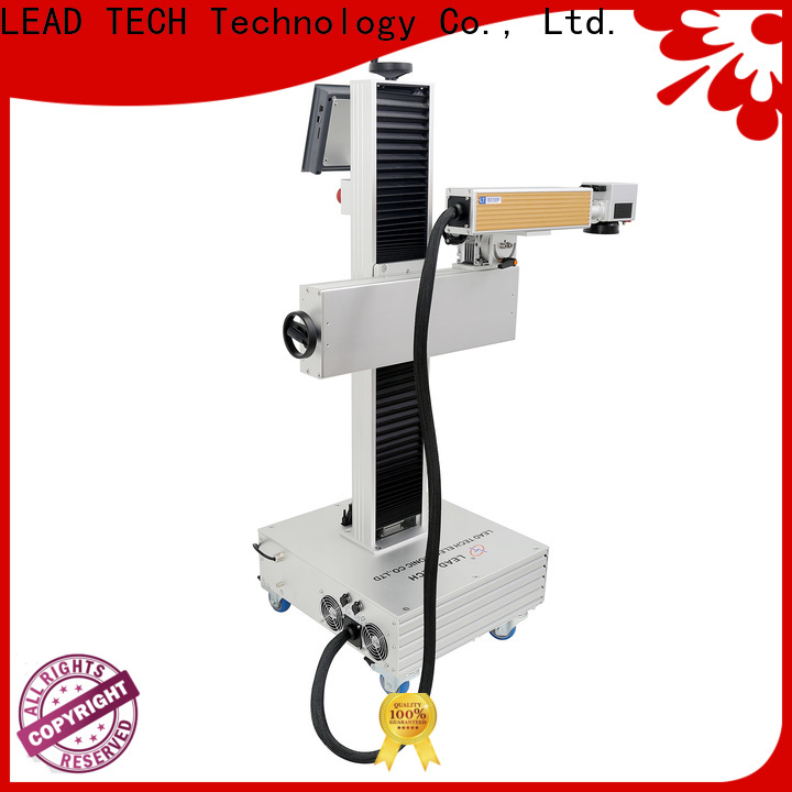 Leadtech Coding pet bottle date printing machine manufacturers for food industry printing