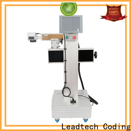 dust-proof laser expiry date printing machine manufacturers for daily chemical industry printing