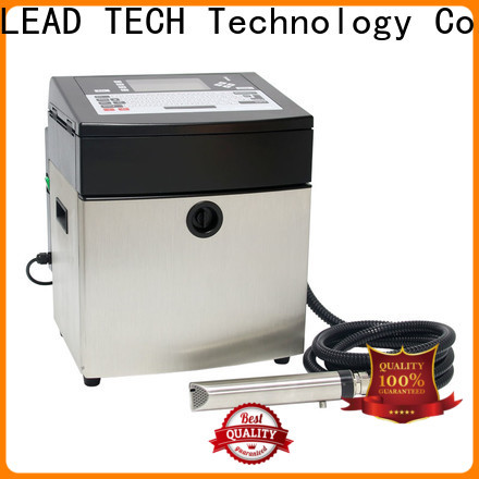 Leadtech Coding high-quality troy inkjet printer manufacturers for auto parts printing