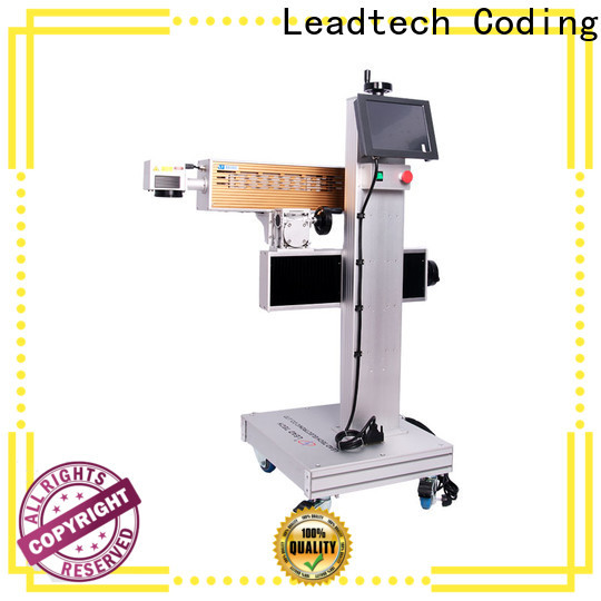 Leadtech Coding marker machine company for tobacco industry printing