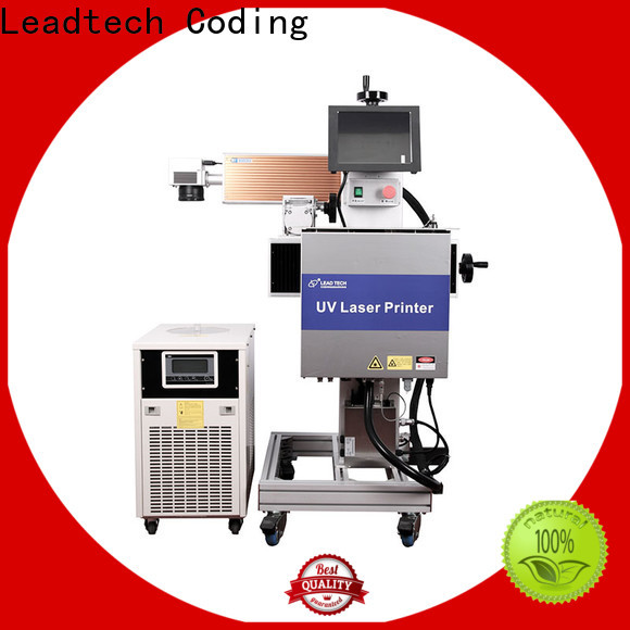 Leadtech Coding High-quality laser marking tool manufacturers for auto parts printing