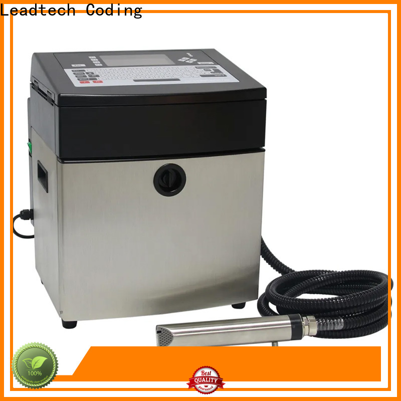 Leadtech Coding jet i printer company for building materials printing