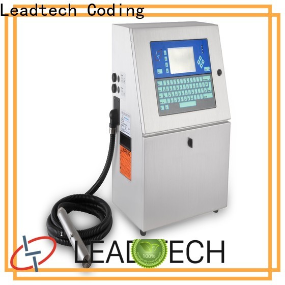 Leadtech Coding date code printer professtional for daily chemical industry printing
