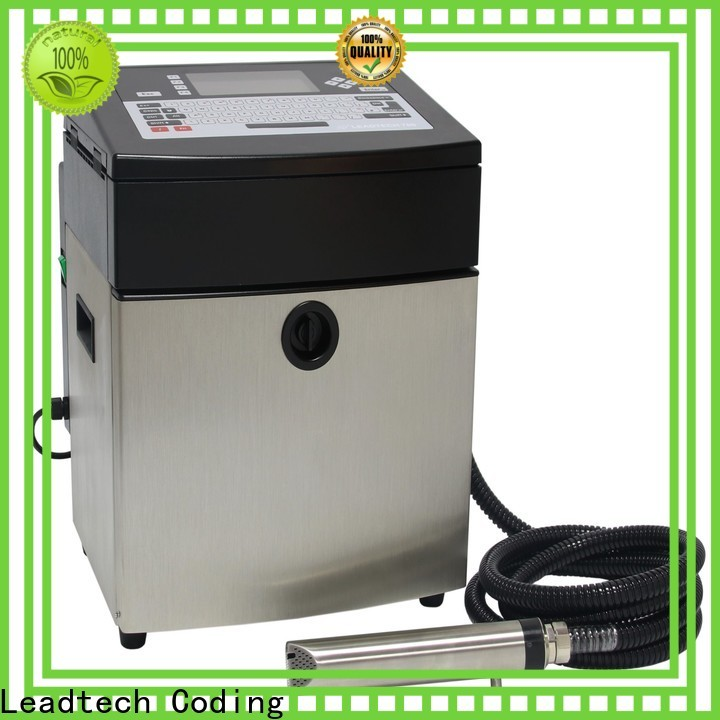 Leadtech Coding manual batch coding machine amazon professtional for tobacco industry printing