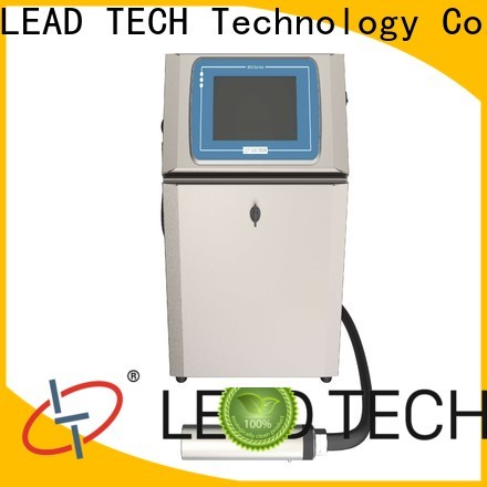 Leadtech Coding manual batch coding machine price factory for household paper printing