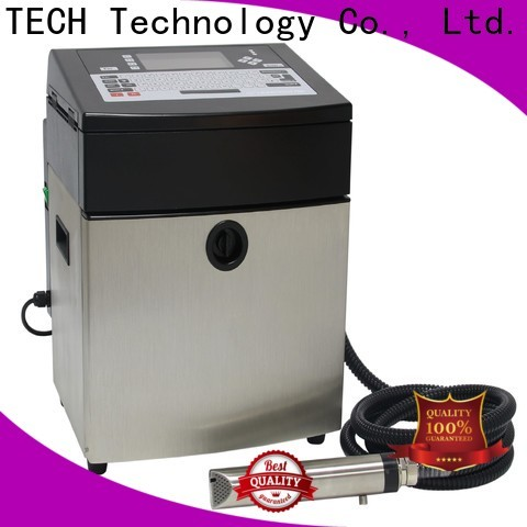 Leadtech Coding batch coding machine for pouch manufacturers for building materials printing