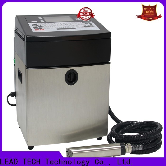 New manufacturing date printing machine professtional for tobacco industry printing