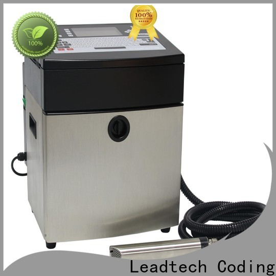 commercial inkjet date printer custom for drugs industry printing