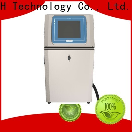 Leadtech Coding Best laser date code printer for business for pipe printing