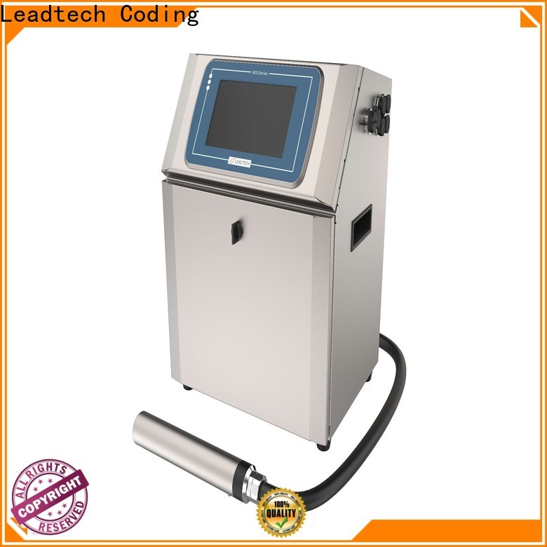 Best inkjet batch coding machine price Suppliers for daily chemical industry printing