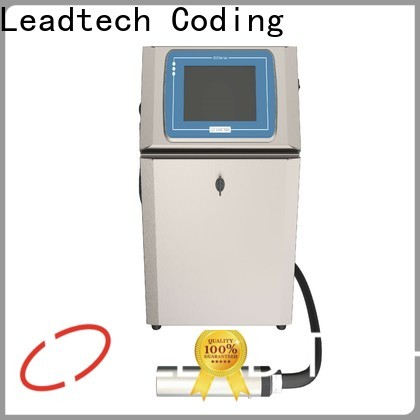 Latest automatic batch coding machine Supply for tobacco industry printing