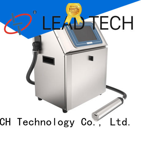 LEAD TECH innovative inkjet printing machine cooling structure