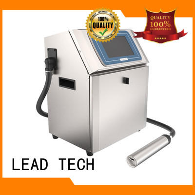 LEAD TECH commercial inkjet printer professtional cooling structure