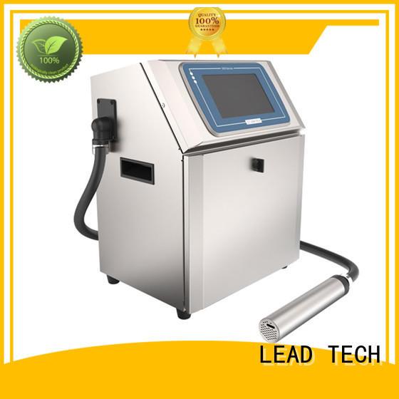 LEAD TECH commercial cij printer professtional best workmanship