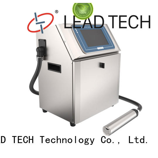 industrial jet printer easy-operated reasonable price LEAD TECH