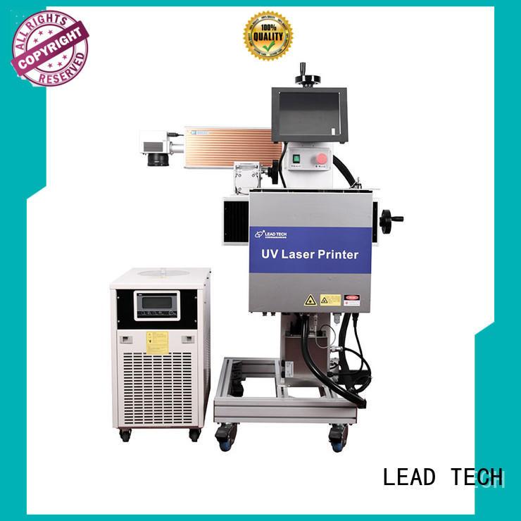 Laser Batch Coding Machine  With Water Cooling Structure LT80003U LT8005U