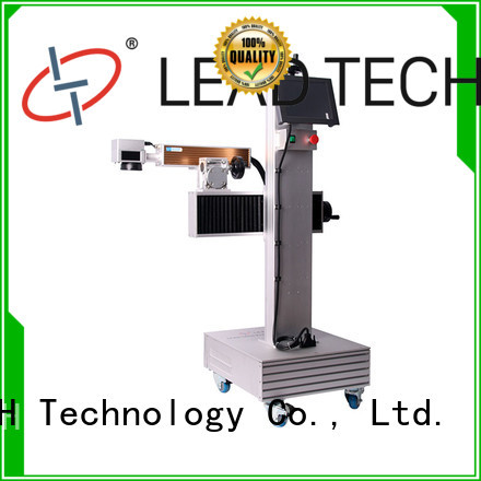 LEAD TECH laser etching printer high-performance for sale