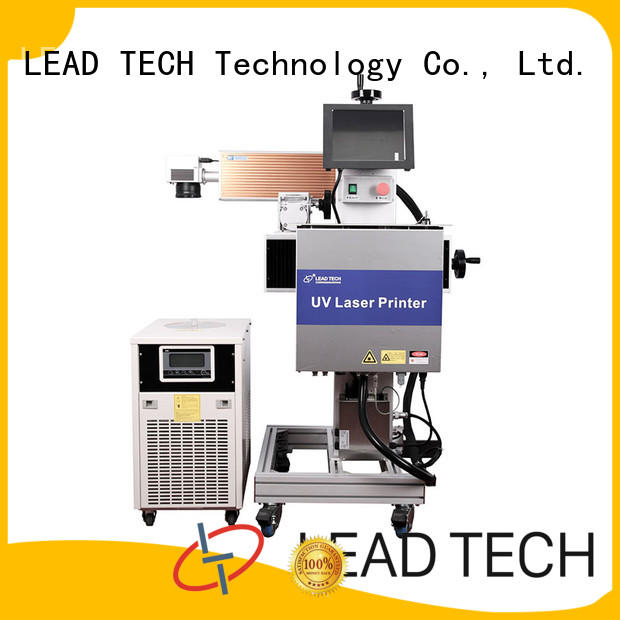 LEAD TECH laser printing machine promotional at discount
