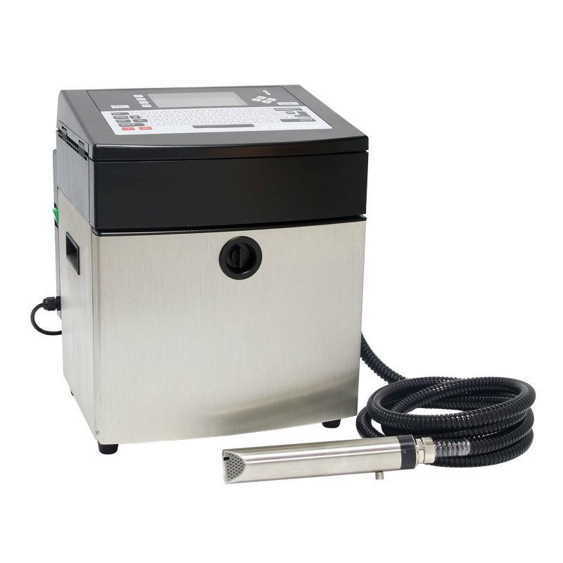 Máquina de codificación de inyección de tinta CIJ LT760 UI Rediseño Diseño de botón razonable