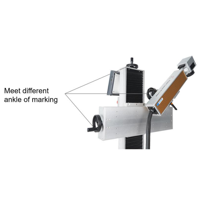 Máquina de codificación de lote láser Integral a prueba de polvo LT8020C LT8030C